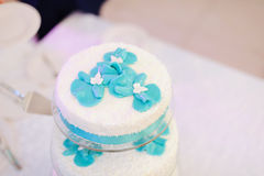 Top of Cake Stock Photography