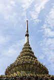 Top of Chedi Stock Photography