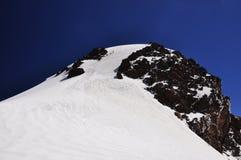 Top climbers Stock Image