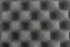 Top close view of foam polyurethane packing material Stock Photography