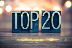 Top 20 Concept Metal Letterpress Type Stock Images