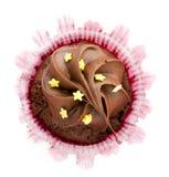 Top of Cupcake Stock Photo