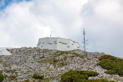 On Top of Dachstein Royalty Free Stock Photos
