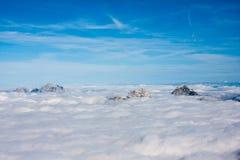 Top de Julian Alps Imagen de archivo