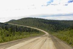 Top de la carretera del mundo Imagenes de archivo