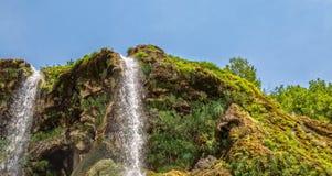 Top de la cascada Foto de archivo libre de regalías