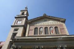 Top de la iglesia, España Fotos de archivo libres de regalías