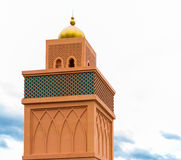 Top de la mezquita Fotos de archivo