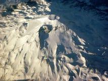 top de la nieve Imagen de archivo