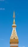 Top de la pagoda blanca Fotografía de archivo libre de regalías