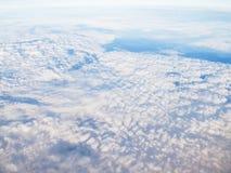 Top del cielo imágenes de archivo libres de regalías