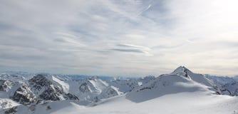 Top del mundo Foto de archivo