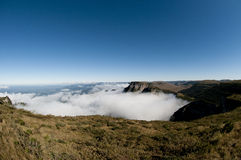 Top del mundo, Santa Catarina - el Brasil Fotos de archivo libres de regalías