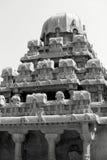 Top del templo Foto de archivo libre de regalías