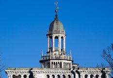 The top of the dome Royalty Free Stock Photos