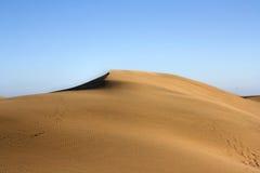 Top of dune Stock Photo