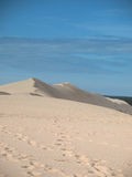 On top of Dune of Pyla, Arcachon, France Stock Photos