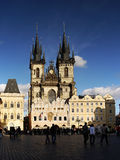 TOP Europe City Prague Landmark Royalty Free Stock Images