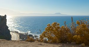 The view from the fortress Fortezza Royalty Free Stock Image