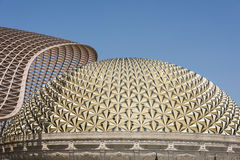The top of the fouding (Buddha top) palace Royalty Free Stock Photo