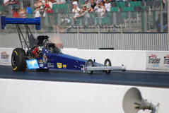Top Fuel Drag Race Stock Image