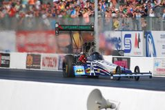 Top Fuel Drag Race Royalty Free Stock Image
