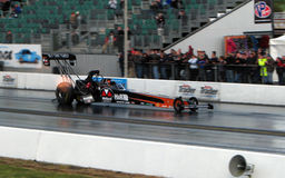 Top fuel dragster Royalty Free Stock Photography