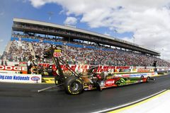 Top Fuel Dragster Royalty Free Stock Photo