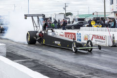 Top fuel dragster Stock Photos