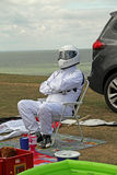 Top gear stig Stock Photo