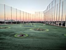 Top golf. In Austin Texas royalty free stock images