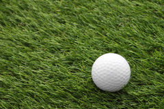 Top golf on green Stock Photo