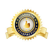 Top Guarantee Statisfaction Stock Image