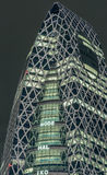 The top half of the Cocoon building in Tokyo Royalty Free Stock Photos