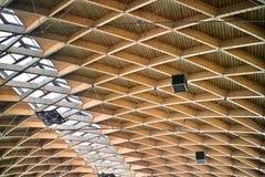 Top Hangar interior Stock Photo