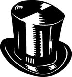 Top Hat stock illustration