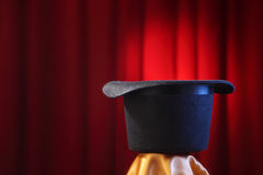 Top hat Royalty Free Stock Photos