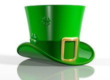 Top Hat of a leprechaun Stock Photography