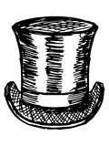 Top hat Royalty Free Stock Photo