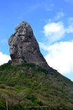 Top of the hill. Is the highest point on the island of Fernando de Noronha Stock Photography