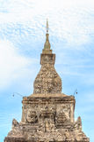 Top of Ing Hang Stupa in Savannakhet, Laos Stock Photography