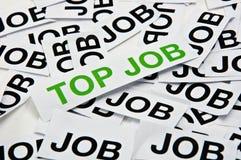 Top job Stock Photos