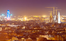 Top  kind of Barcelona. Royalty Free Stock Photo