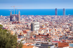 Top kind of Barcelona Royalty Free Stock Images