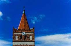 Top of the Kirchen Stock Photography