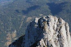 Top of Kleiner Donnerkogel, Alps Stock Image