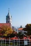 top kościoła Obraz Stock