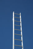 Top of the Ladder Royalty Free Stock Photography
