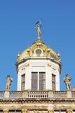 Le Roi d'Espagne historical building Stock Photos