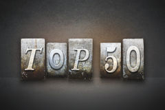 Top 50 Letterpress Royalty Free Stock Image